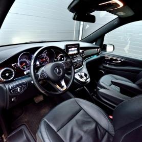 Mercedes-Benz V 250 Avantgarde Long 7 kohta 2017a